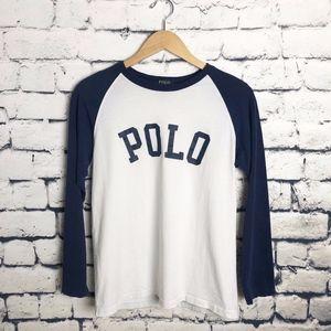 Polo Ralph Lauren Baseball Shirt